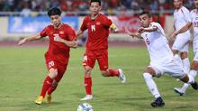 Video bàn thắng U23 Việt Nam 2-1 U23 Palestine