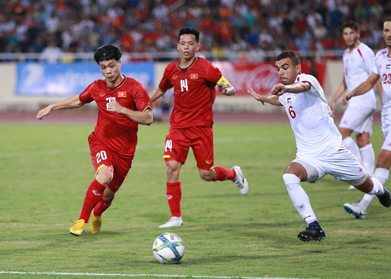 HLV Park Hang Seo,U23 Việt Nam,Văn Quyết