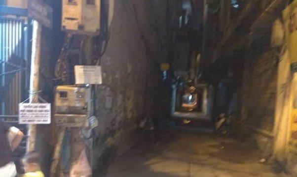 Hà Nội: Phát hiện thi thể người đàn ông ở sân thượng chung cư