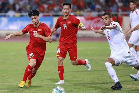 U23 Việt Nam 2-1 U23 Palestine