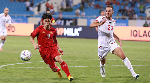 Video U23 Việt Nam 2-1 U23 Palestine