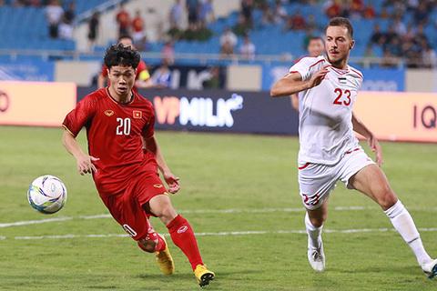 Video U23 Việt Nam 2-1 U23 Palestine