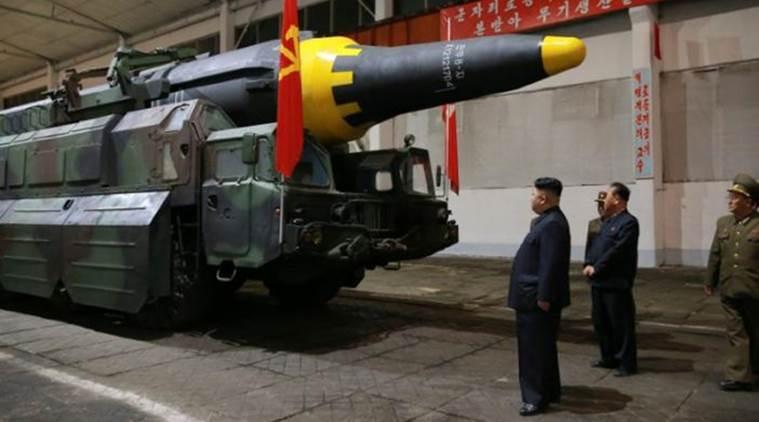 'Triều Tiên vẫn chưa dừng chương trình hạt nhân, tên lửa'