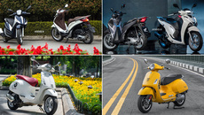 Tay chơi hai lúa sắm xe máy tay ga 400 triệu: Đại gia Nhật ngả mũ