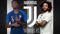 Juventus chơi trội, mua cả Pogba và Marcelo