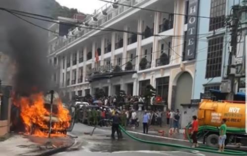 hỏa hoạn,cháy,Sa Pa