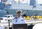 Đằng sau quyết định của Trung Quốc cử Tư lệnh Hải quân đi Mỹ