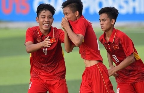Video U16 Việt Nam 6-1 U16 Philippines