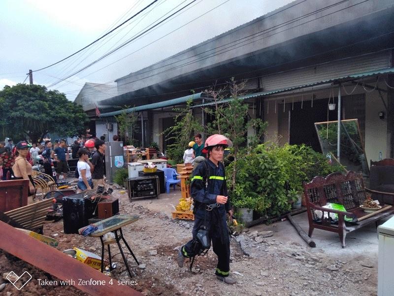 cháy quán karaoke,hỏa hoạn,Quảng Ninh,cháy