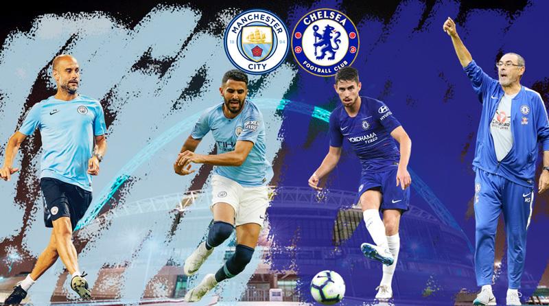 Kèo Siêu cúp Anh: Chelsea 'đánh úp' Man City