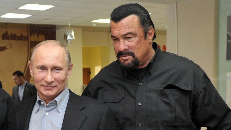 Nga bổ nhiệm sao Hollywood làm đặc phái viên quan hệ với Mỹ