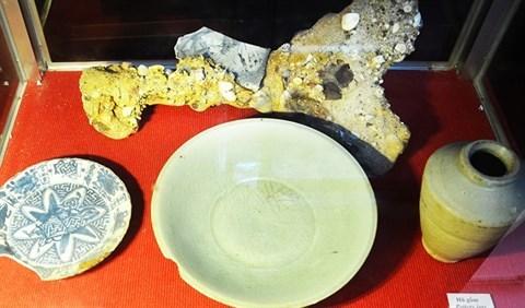 Kho báu dưới đáy biển Quảng Ngãi: Khoảnh khắc rùng mình đối mặt thần giữ của