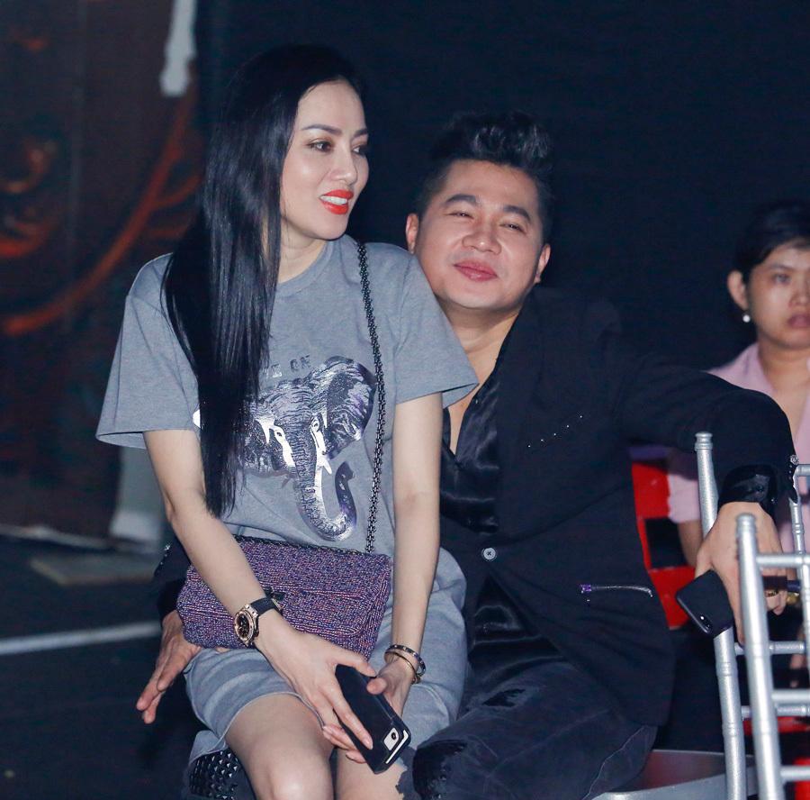Lâm Vũ và vợ Việt kiều mặn nồng sau 3 tháng kết hôn vội vàng