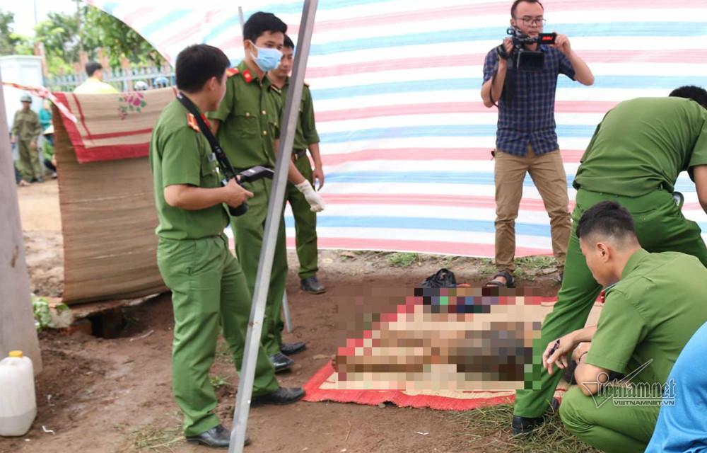 2 thanh niên chết bên đường thôn, cơ thể nhiều vết xước
