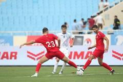 Thua đau U23 Palestine, đối thủ của U23 Việt Nam gây thất vọng