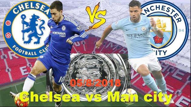 Link xem trực tiếp Chelsea vs Man City, 21h ngày 5-8