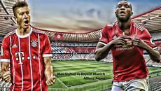 Link xem trực tiếp Bayern Munich vs MU, 1h15 ngày 6-8