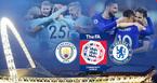Trực tiếp Chelsea vs Man City: Quyết đấu giành Siêu cúp Anh