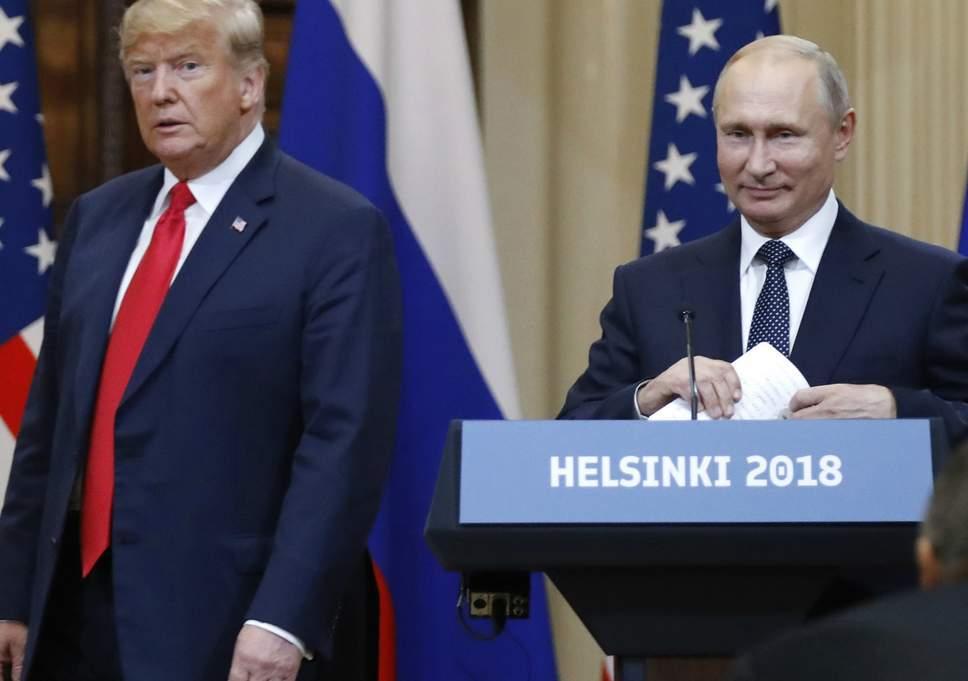 """Cuộc gặp tại Helsinki và lộ trình thoát """"xiềng xích"""" chính trị"""