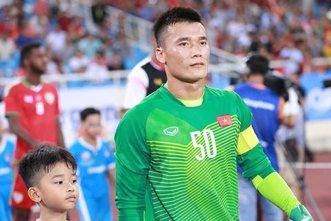 Bùi Tiến Dũng cứu thua cho U23 Việt Nam