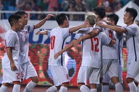 Video bàn thắng U23 Việt Nam 1-0 U23 Oman