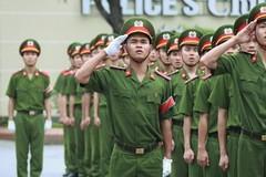 Điểm chuẩn 2018 của Học viện Cảnh sát nhân dân cao nhất là 27,15