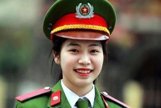 Trường ĐH Cảnh sát Nhân dân công bố điểm chuẩn 2018