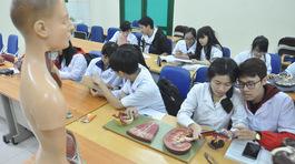 Trường ĐH Y Khoa Phạm Ngọc Thạch, Sư phạm Kỹ thuật TP.HCM tuyển bổ sung