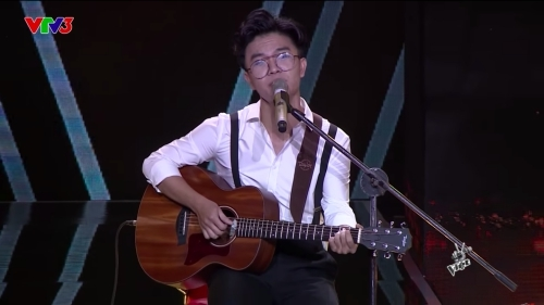 Hát nhạc Trần Tiến, thí sinh The Voice làm khán giả sững sờ xúc động