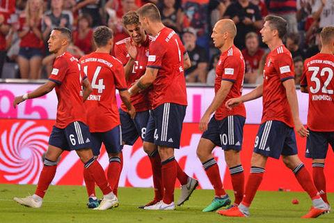 Video Bayern Munich 1-0 MU