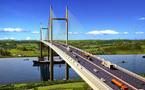 Dự án cầu Cát Lái nối TP.HCM với Đồng Nai được xây dựng, một khu Đông Sài Gòn mới đang xuất hiện