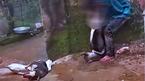 Trộm chó, thanh niên Thanh Hóa bị treo chó lên cổ