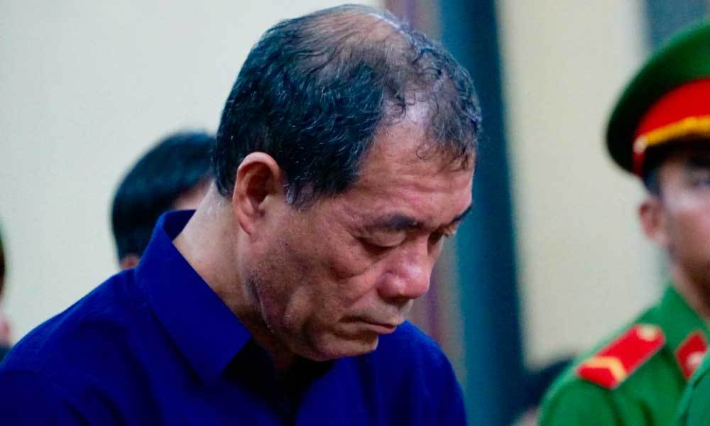 Phạm Công Danh bị tuyên phạt 20 năm tù
