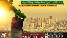 IS âm mưu dìm Mỹ và phương Tây trong thảm họa sinh học