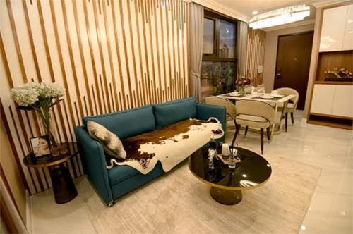Khai trương căn hộ mẫu D'. El Dorado