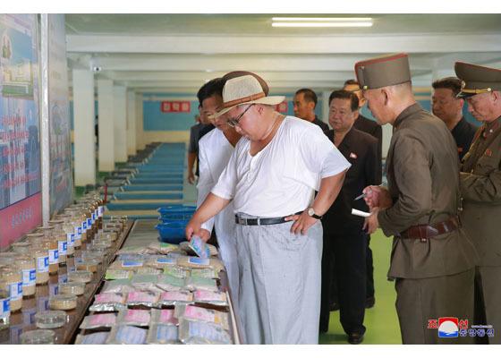 Kim Jong Un,Ri Sol Ju,thị sát,trang trại
