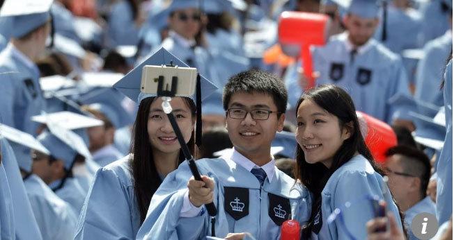 Trung Quốc,Ấn Độ,lép vế,Mỹ,thị trường việc làm,du học