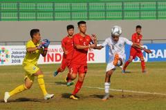 Hoà Myanmar, U16 Việt Nam mất vé vào bán kết
