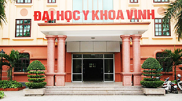 Điểm chuẩn Trường Đại học Y Khoa Vinh cao nhất 20,75