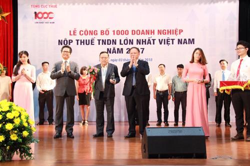Vietjet - Top 100 DN nộp thuế lớn nhất Việt Nam 2017