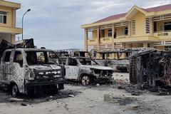 Bắt thêm 3 đối tượng gây rối tại Phan Rí