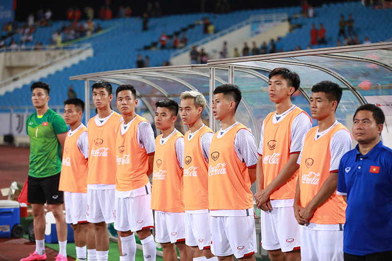 Hé lộ danh sách 10 cầu thủ bị loại ở U23 Việt Nam