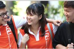 Điểm chuẩn 2018: Trường giảm gần 9, trường tăng hơn 8