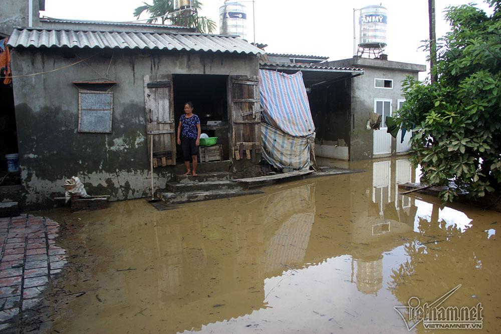 Ngập lụt ở Chương Mỹ,Ngập lụt ở Chương Mỹ Hà Nội,Ngập lụt ở Hà Nội,Ngập lụt