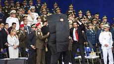 Thế giới 24h: Nghi phạm mưu sát Tổng thống Venezuela sa lưới