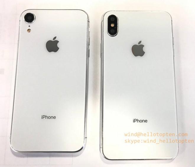 iPhone 6,1 inch lộ diện với camera lớn ở mặt lưng
