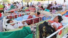 Tiếp tục động đất ở Indonesia, đã có gần 150 người thiệt mạng