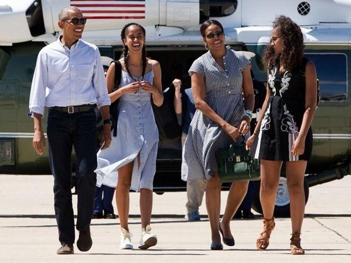 Tiết lộ bất ngờ về tài sản của gia đình cựu Tổng thống Obama