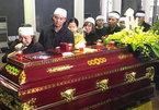 Vợ NSƯT Bùi Cường đau đớn vì không thể có mặt trong đám tang chồng