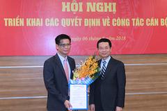Bộ TT&TT triển khai công tác cán bộ Cục Tần số VTĐ